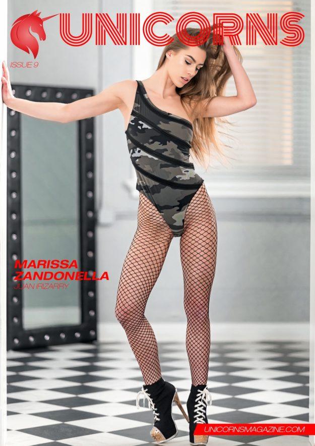 Unicorns Magazine – September 2019 – Marissa Zandonella