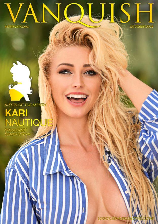 Vanquish Magazine – October 2019 – Kari Nautique