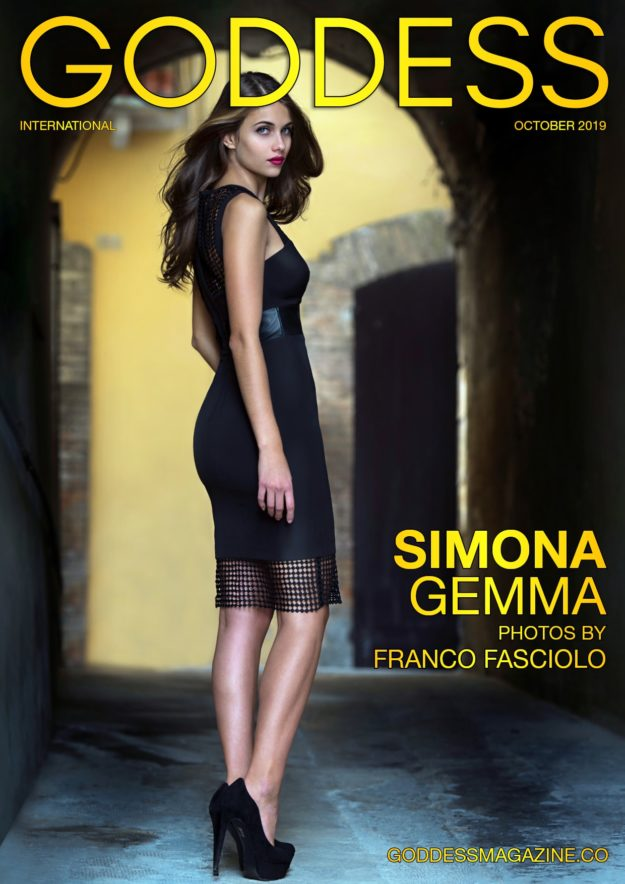 Goddess Magazine – October 2019 – Simona Gemma