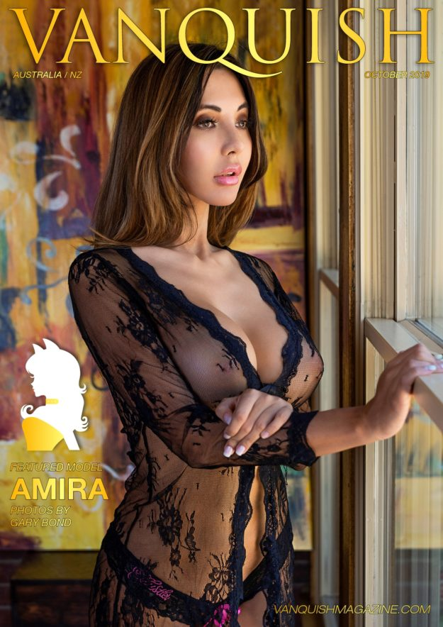 Vanquish Magazine – October 2019 – Amira