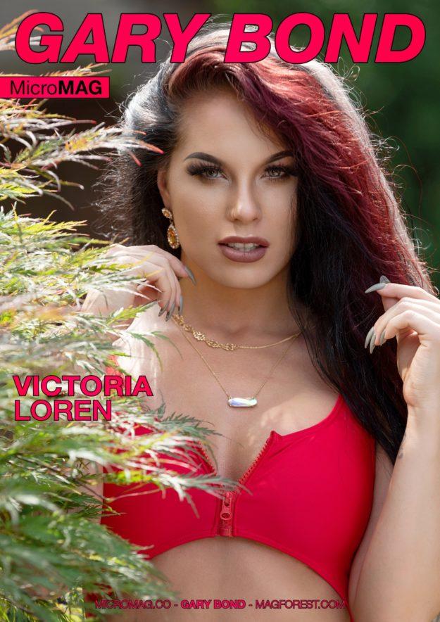 Gary Bond Micromag – Victoria Loren – Issue 2