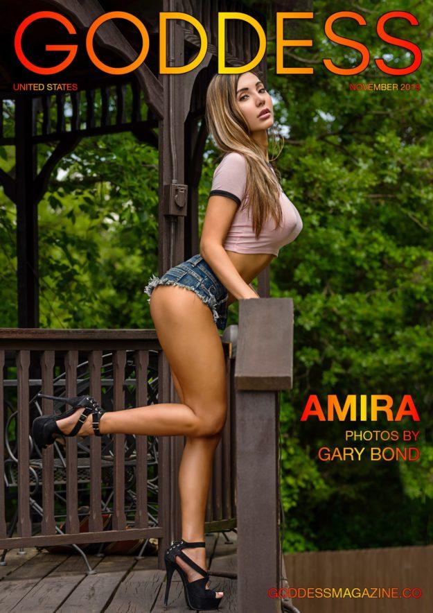 Goddess Magazine – November 2019 – Amira