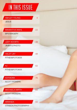 Finest Magazine – December 2019 – Haley Jay