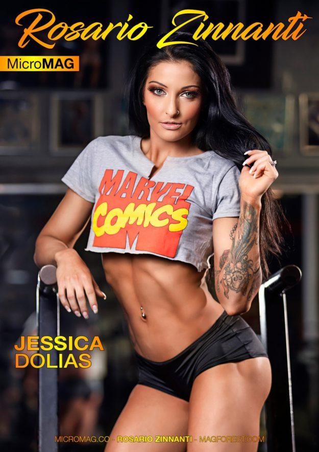 Rosario Zinnanti MicroMAG – Jessica Dolias – Issue 2