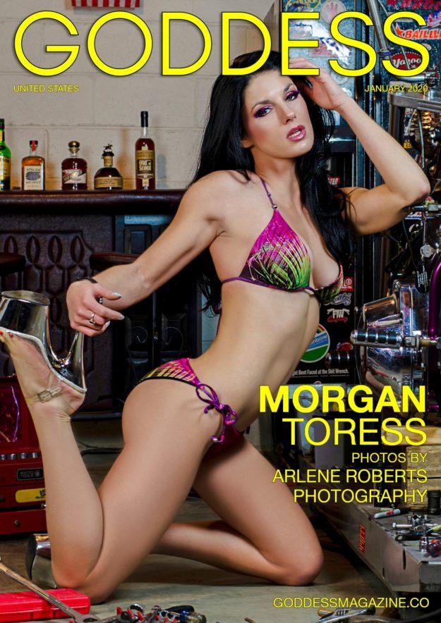 Goddess Magazine – January 2020 – Morgan Toress