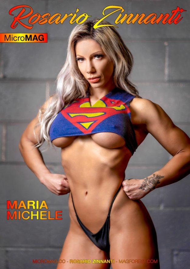 Rosario Zinnanti Micromag – Maria Michele – Issue 2
