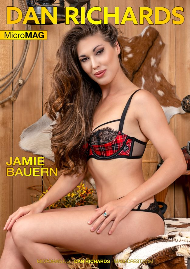 Dan Richards MicroMAG – Jamie Bauern