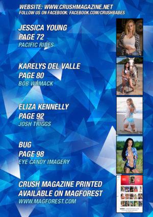 Crush Magazine – February 2020 – Amanda K Shepard