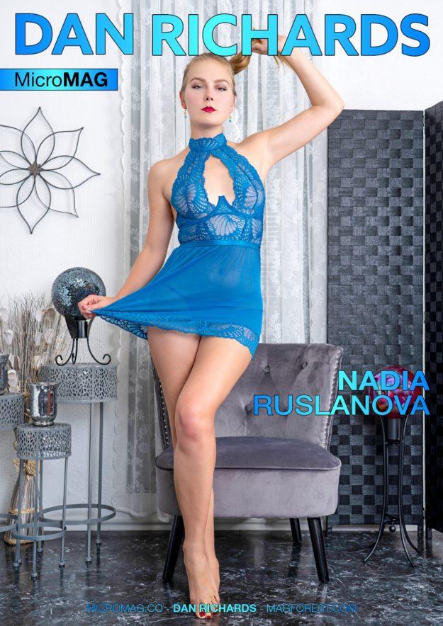 Dan Richards MicroMAG – Nadia Ruslanova