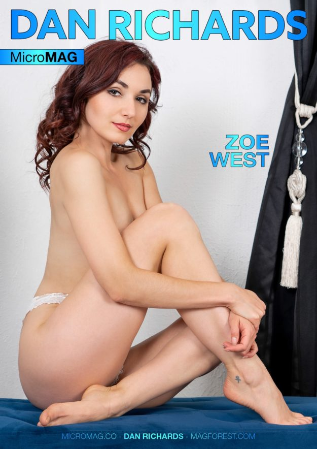 Dan Richards MicroMAG – Zoe West
