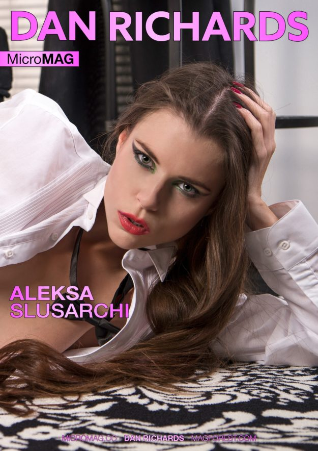 Dan Richards MicroMAG – Aleksa Slusarchi – Issue 2