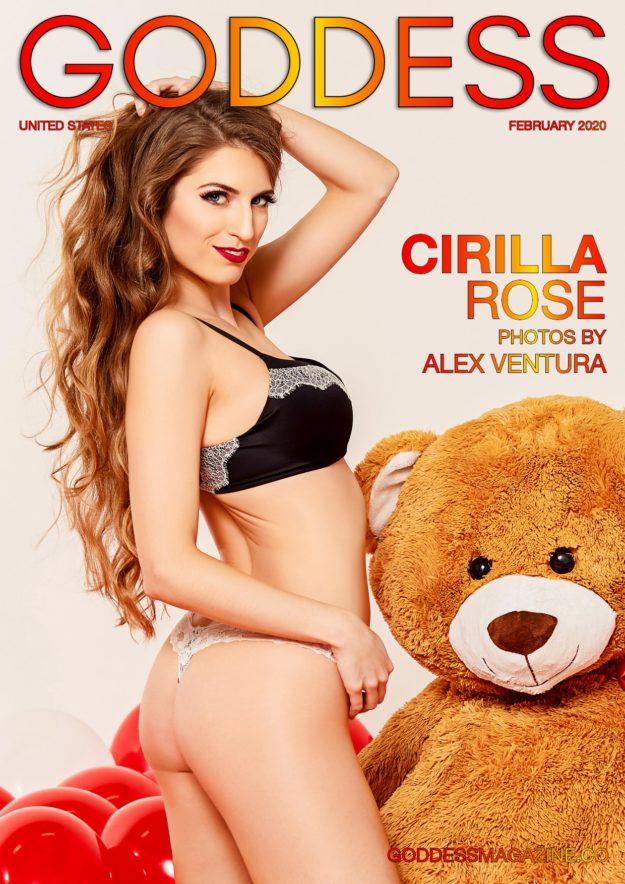 Goddess Magazine – February 2020 – Cirilla Rose