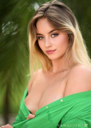 Vanquish Magazine – Gorgeous Blondes – Allie Poole