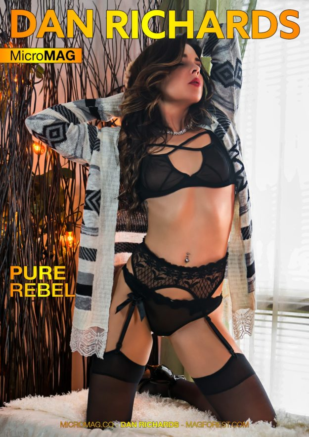 Dan Richards Micromag – Pure Rebel – Issue 2