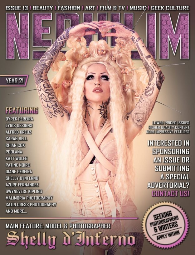 Nephilim Magazine – Issue 13