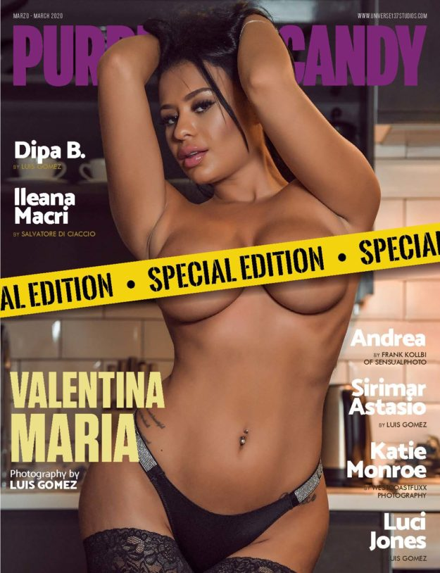 Purple Candy Magazine – March 2020 – Special Edition