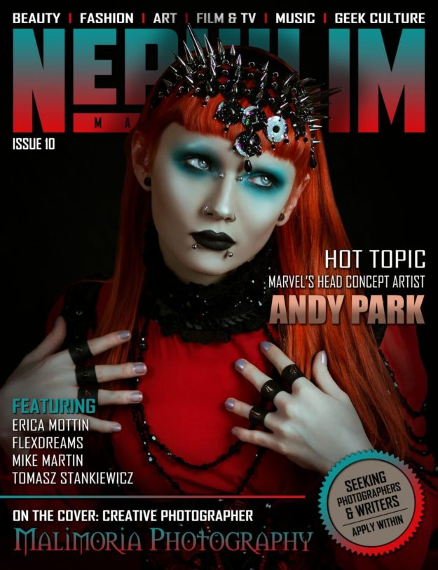 Nephilim Magazine – Issue 10