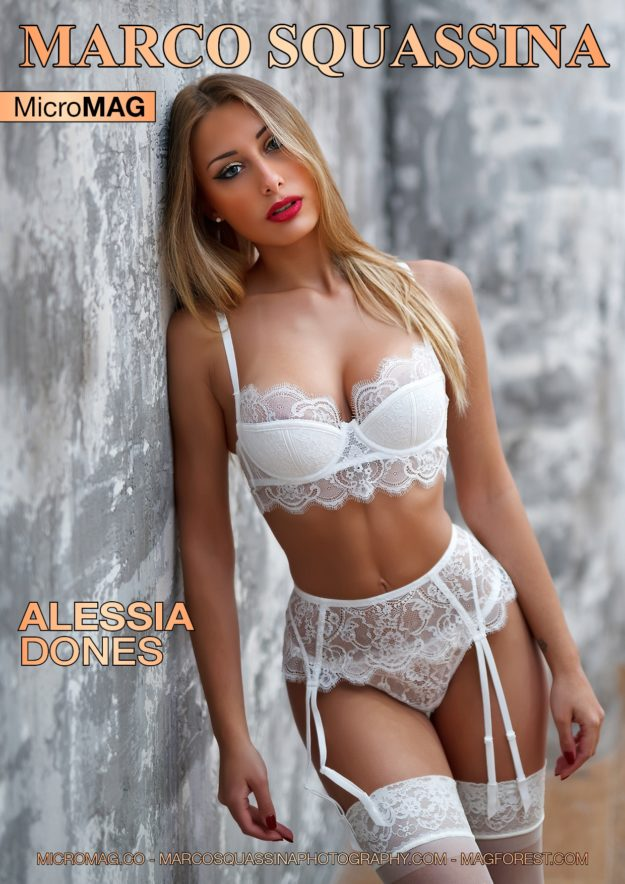 Marco Squassina Micromag – Alessia Dones – Issue 2