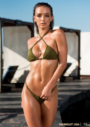 Swimsuit Usa Micromag – Casey Boonstra – Issue 3