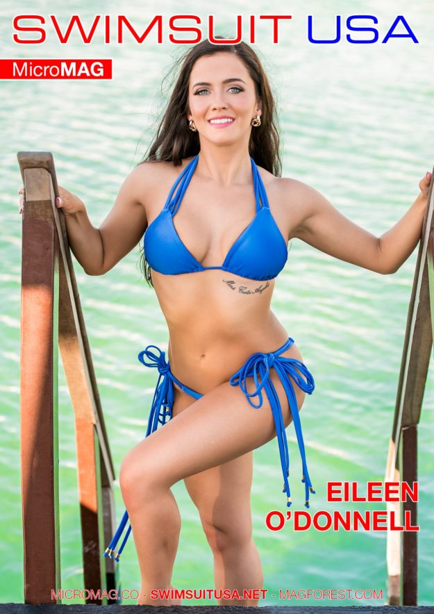 Swimsuit Usa Micromag – Eileen Odonnell – Issue 3