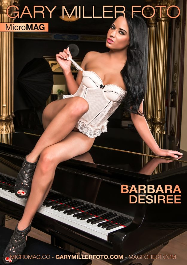 Gary Miller Foto MicroMAG – Barbara Desiree – Issue 3