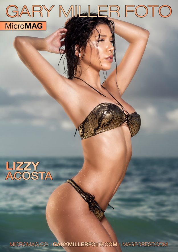 Gary Miller Foto Micromag – Lizzy Acosta