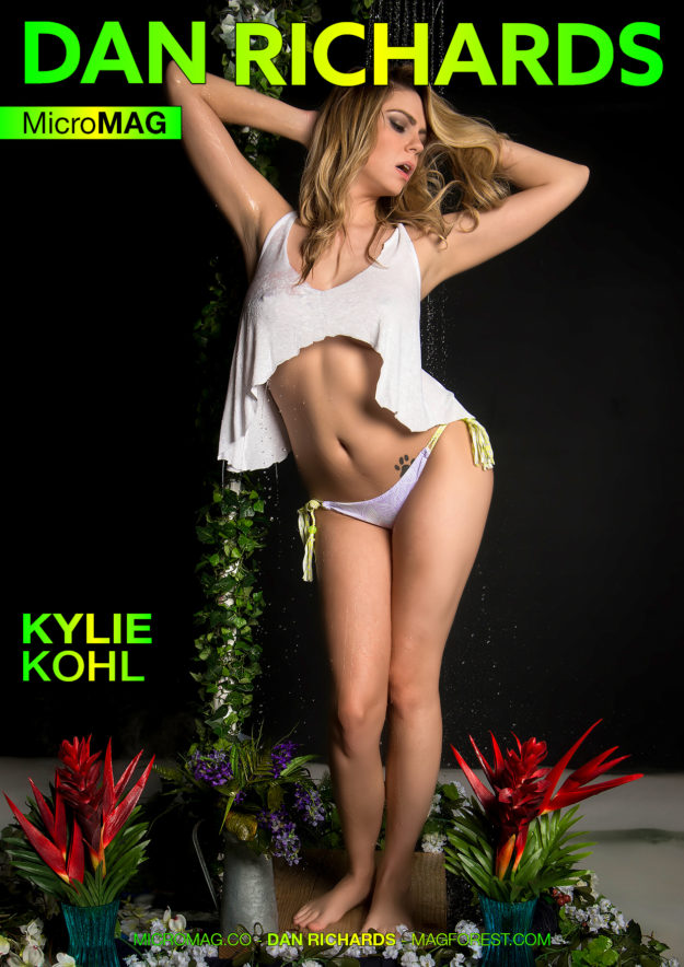 Dan Richards Micromag – Kylie Kohl – Issue 3