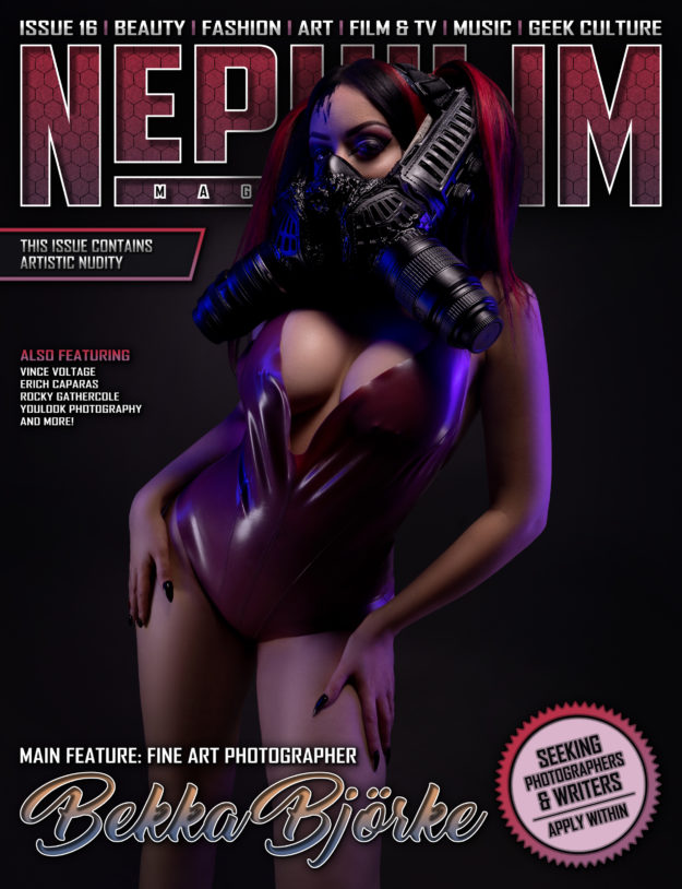 Nephilim Magazine – Issue 16
