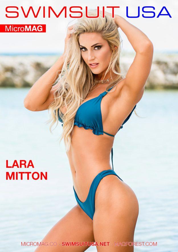 Swimsuit Usa Micromag – Lara Mitton
