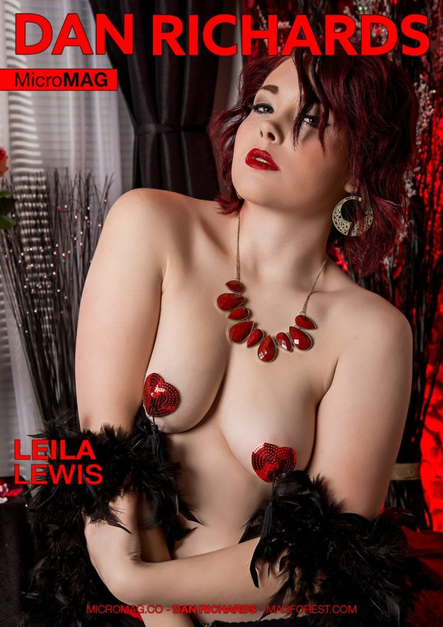 Dan Richards Micromag – Leila Lewis – Issue 6