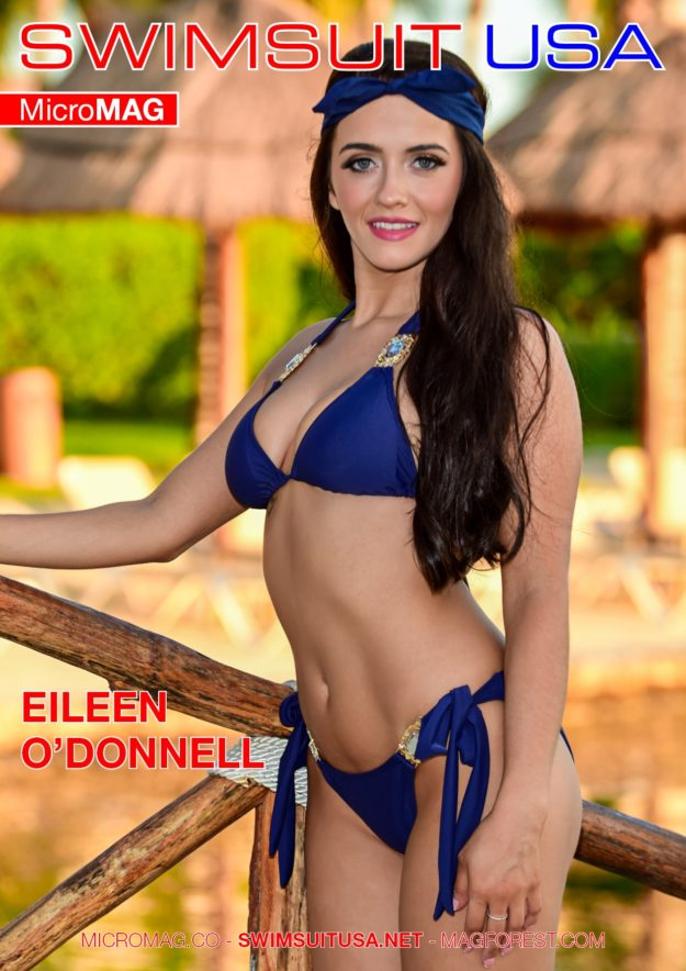 Swimsuit Usa Micromag – Eileen O'donnell – Issue 5