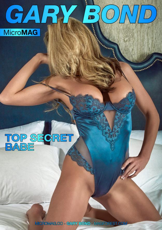 Gary Bond Micromag – Top Secret Babe