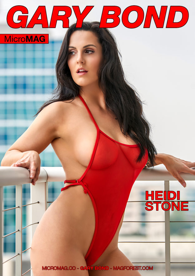 Gary Bond Micromag – Heidi Stone