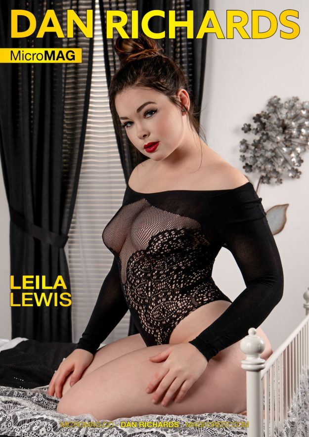 Dan Richards Micromag – Leila Lewis – Issue 7