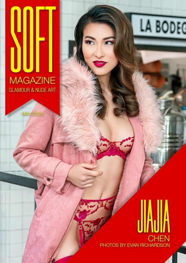 Soft Magazine – May 2020 – Jiajia Chen