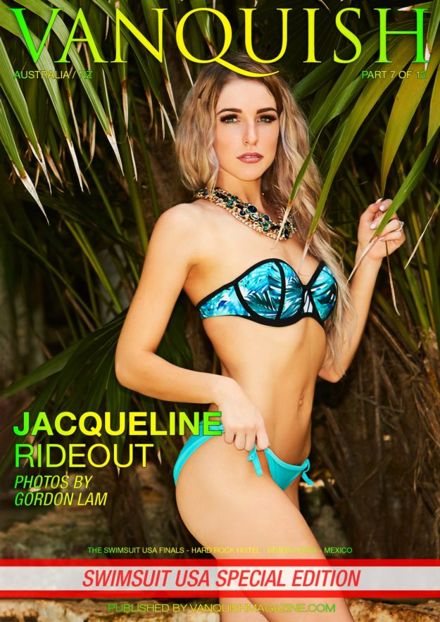 Vanquish Magazine – Swimsuit Usa 2018 – Part 7 – Jacqueline Rideout
