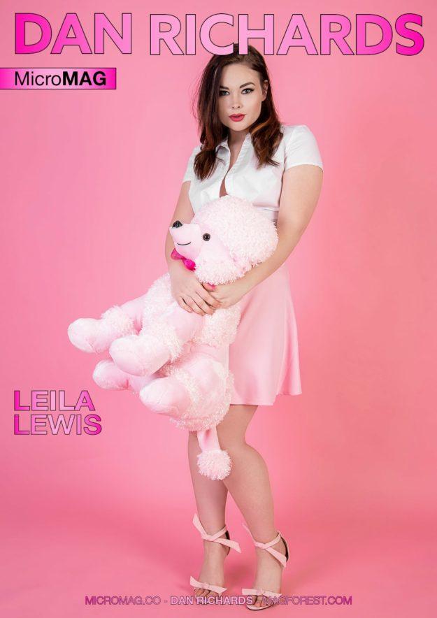 Dan Richards Micromag – Leila Lewis – Issue 8