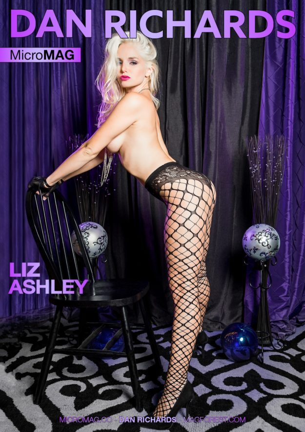 Dan Richards Micromag – Liz Ashley – Issue 16