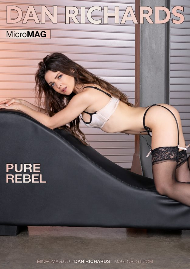 Dan Richards Micromag – Pure Rebel – Issue 4