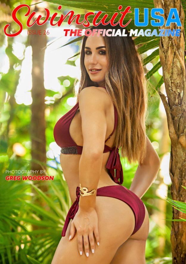 Swimsuit Usa Magazine – Issue 26 – Emily Daffas