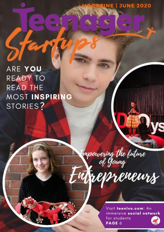Teenager Startups Magazine – June 2020