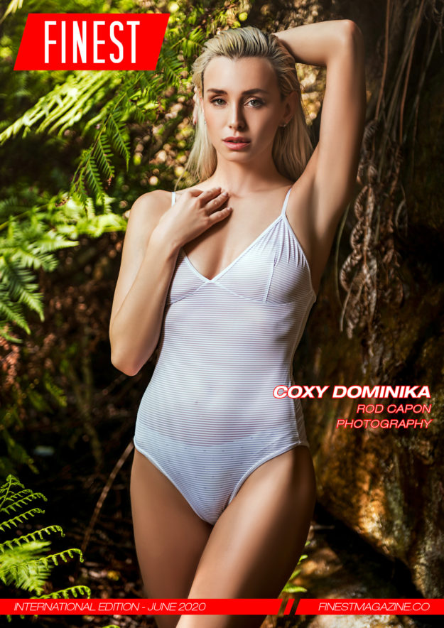 Finest Magazine – June 2020 – Coxy Dominika