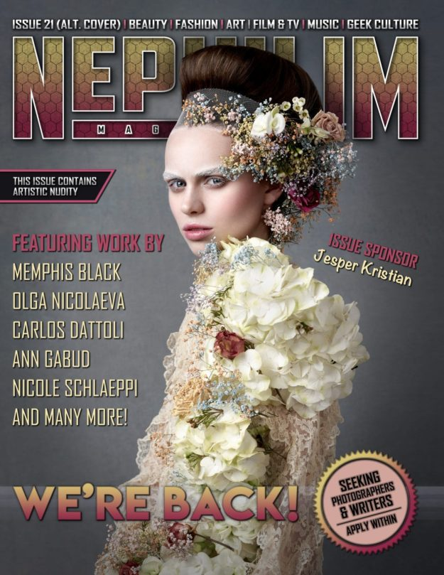 Nephilim Magazine – Issue 21 – Alt Cover