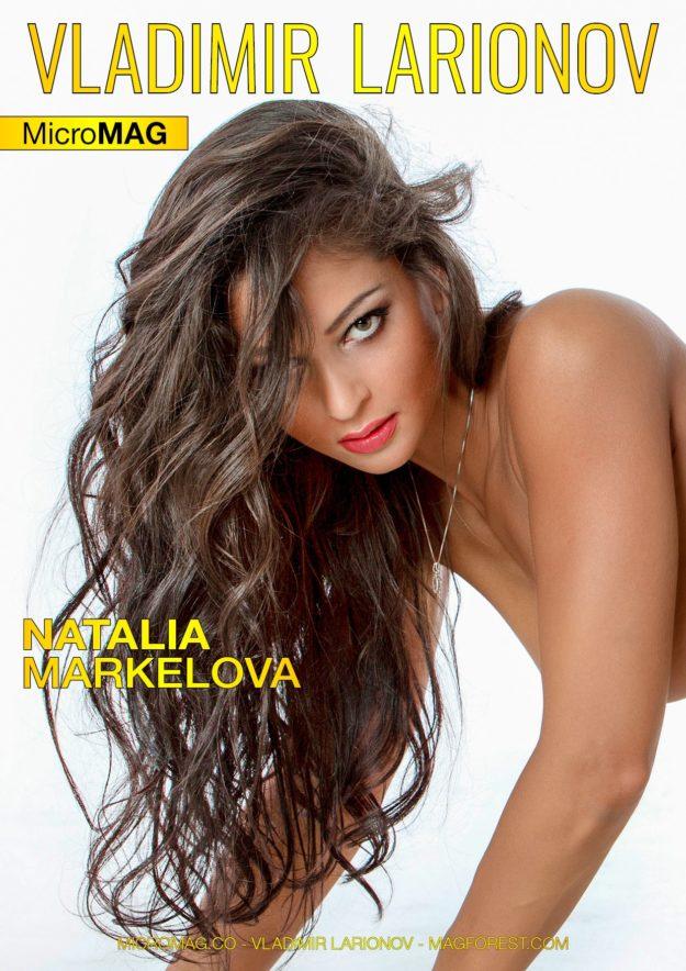 Vladimir Larionov Micromag – Natalia Markelova – Issue 7