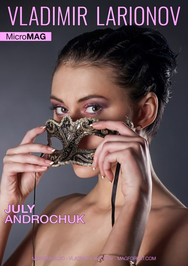 Vladimir Larionov Micromag – July Androchuk – Issue 2