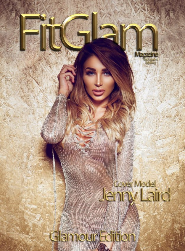 Fit Glam Magazine – July 2020 – Glamour Edition