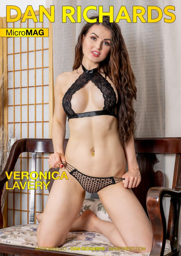 Dan Richards Micromag – Veronica Lavery