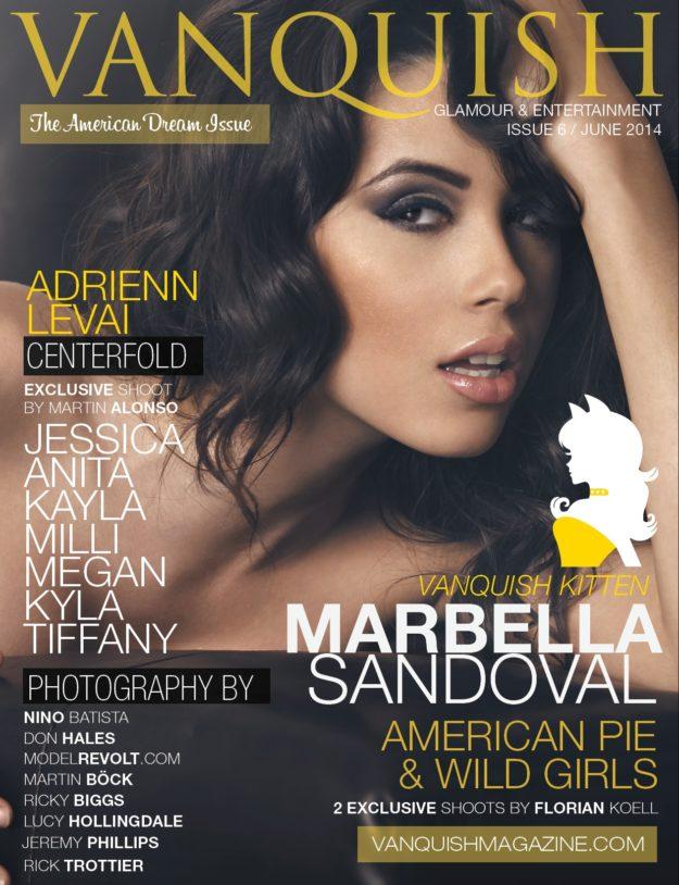Vanquish Magazine – June 2014 – Marbella Sandoval