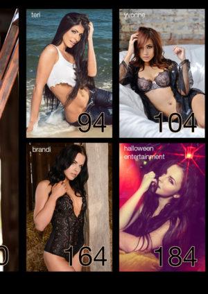 Vanquish Magazine Us – November 2014 – Michelle Leigh