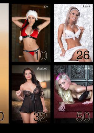 Vanquish Magazine – Christmas 2014 – Kelly Windsor